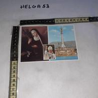 FB9196 MESSINA 1988 TIMBRO ANNULLO SANTIFICAZIONE BEATA EUSTOCHIA VISITA DI PAPA GIOVANNI PAOLO II - 1981-90: Storia Postale