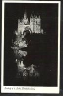 LIMBURG A.d. LAHN Dombeleuchtung Sent 1954 - Limburg