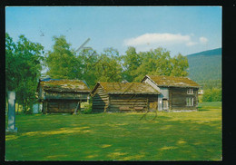 Norge - Bygland Tun - Setesdal [Z19-1.245 - Norway