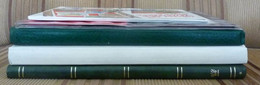 World/Various Countries/South-Africa/Gibraltar/Andorre/United Nations/Germany In 3 Stockbooks - Collections (with Albums)