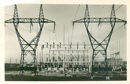 Environs De Sombernon - Le Transformateur De Viel Moulin - Les Pylones D'entrée     F 576 - Other Municipalities
