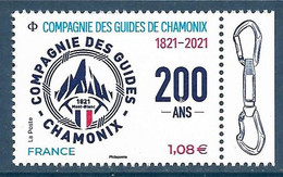 Compagnie Des Guides De Chamonix BDF (2021) Neuf** - Ongebruikt