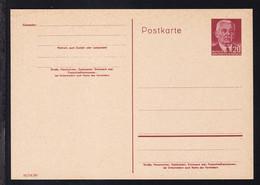 Wilhelm Pieck 20 Pfg. - Sin Clasificación