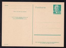 Wilhelm Pieck 10 Pfg. - Sin Clasificación