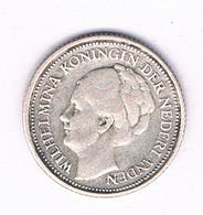 10 CENT 1935 NEDERLAND /4739/ - 10 Cent