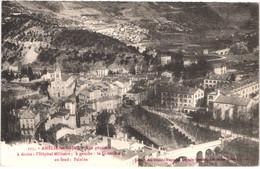 FR66 AMELIE LES BAINS - Seguéla 115  Vue Générale - Hôpital Militaire - Belle - Andere Gemeenten