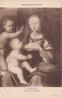 Musée (Dijon) - Le Pérugien - La Vierge Et L'Enfant - Museum