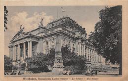 Wiesbaden (Allemagne) - Nassauisches Landes Theater - Wiesbaden