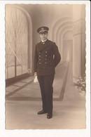 Carte Photo D' Un Marin ( Marine Militaire ? ) à Identifier ( Recto Verso ) - Zonder Classificatie