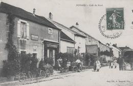 CPA - POYANS (HAUTE-SAÔNE) - CAFÉ DU NORD - BELLE ANIMATION - Other Municipalities