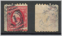 ETATS-UNIS  -  1900-1920 - George Washington, Oblitere, Used - Usados