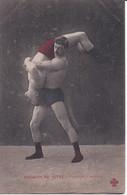 CROQUIS DE LUTTE CEINTURE A REBOURS  REF 71454 - Wrestling