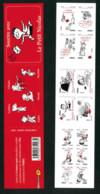 """Carnet Adhésifs BC355 """"Sourires, Le Petit Nicolas"""" Timbres Neufs ** Année 2009 - Adhesive Stamps"""