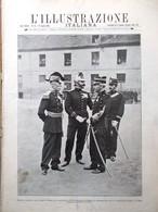 L'Illustrazione Italiana 29 Luglio 1906 Alfred Dreyfus Vezza D'Oglio Segantini - Autres