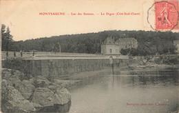 MONTSAUCHE - LAC DES SETTONS - LA DIGUE - Montsauche Les Settons