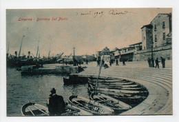 - CPA LIVORNO (Italie) - Barriera Del Porto 1905 - - Livorno
