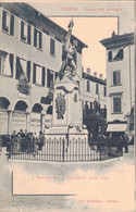 VARESE / PIAZZA DEL PODESTA - MONUMENTO DI CACCIATORI DELLE ALPI - Varese
