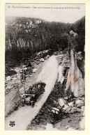 X66246 ⭐ Les AUTO-CARS Sur La Route De BOUILLOUSE (66) Autocars 1910s - MTIL 35 PYRENEES ORIENTALES - Otros Municipios