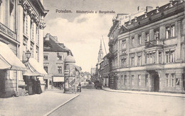 Germany Postcard Potsdam - Mint (G124-83) - Otros