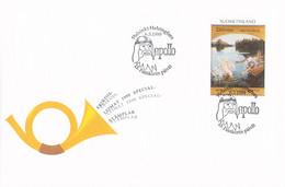 Finland Cover 1999 Helsinki Apollo (G124-82) - Cartas