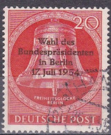 Berlin 1954 - Mi.Nr. 118 - Gestempelt Used - Used Stamps