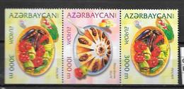 2005 - AZERBAIDJAN - 525 à 526** MNH - 1998