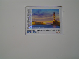 GREECE TRAVELING IN GREECE CRETE .. - Unused Stamps