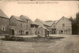 België - Freux - Fermes Ecurie Barons Goffinet - 1900 - Non Classificati
