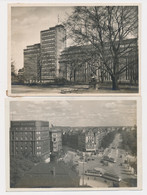 HAMBURG  3 FOTOKARTE    15 X 10.5 CM   +- 1940 A 1941  4 SCANS - Andere