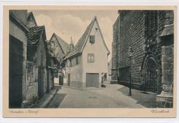 AK Um 1960 Windloch Martinikirche Minden Westfalen - Minden