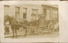 België - Fotokaart - Paard Wagen - Peer ? - 1910 - Non Classificati