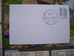 2014 20e Expo De Philat'Eg National Andernos Les Bains - Commemorative Postmarks