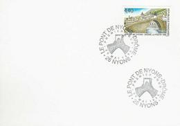 2956   Premier Jour  Le Pont De Nyons  26  Drome  20 Mai 1995 - 1990-1999