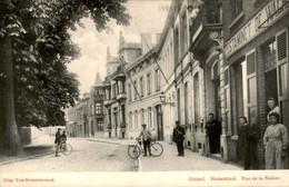 België - Ghistel - Statiestraat - Rue De La Station - Estamment De Wal - 1910 - Non Classificati