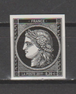 "FRANCE / 2019 / Y&T N° 5305A ** : ""Cérès 1849-2019"" Du Coffret Prestige X 1 - Unused Stamps"