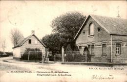België - Moerbeke Waes - Hengstensal Kerckhove - 1904 - Non Classificati