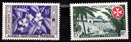 ⭐ AEF - YT N° 236 Et 37 ** - Neuf Sans Charnière - 1956 / 1957 ⭐ - Unused Stamps