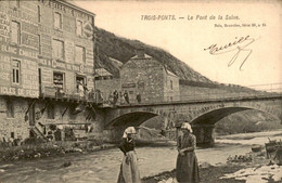 België - Trois Ponts - Pont Salne - 1905 - Ohne Zuordnung