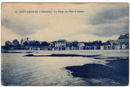Concarneau La Plage Du Fort D'amour - Concarneau