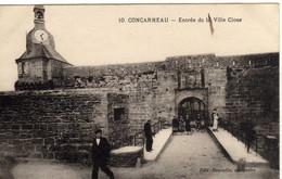 Concarneau Entrée De La Ville Close - Concarneau