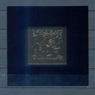 EASDALE   BLOCK COMPETITIVE SPORT  GOLD 22 K  MNH - Sonstige