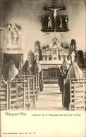 België - Nieuport Ville - Interieur Chapelle Pauvres Claires - 1900 - Zonder Classificatie