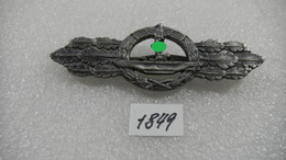 WW2 German Kriegsmarine Badge- Replica - 1939-45