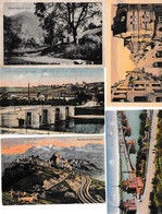 N 78  Lot 100 CPA Différentes D Allemagne - 100 - 499 Cartoline