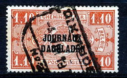 "JO 38  -  ""DIXMUDE Nr 2"" - (ref. 34.422) - Dagbladzegels"