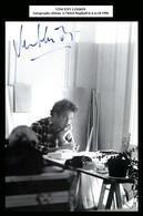 LOT N°44 : DEDICACES, AUTOGRAPHES, DIVERS - Très Bel Ensemble - Autographs