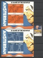 Guyana - Limited Edition Set 08 MNH - SUMMER OLYMPICS AMSTERDAM 1928 - Summer 1928: Amsterdam