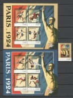 Guyana - Limited Edition Set 07 MNH - SUMMER OLYMPICS PARIS 1924 - Summer 1924: Paris