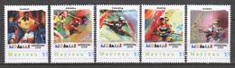 St Vincent Grenadines (Mayreau)  - MNH Set 1 - SUMMER OLYMPICS LONDON 2012 - Eté 2012: Londres