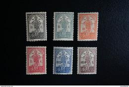 (T3) PORTUGAL 1931 D. Nuno Álvares Pereira Complete Set**/MNH - Unused Stamps